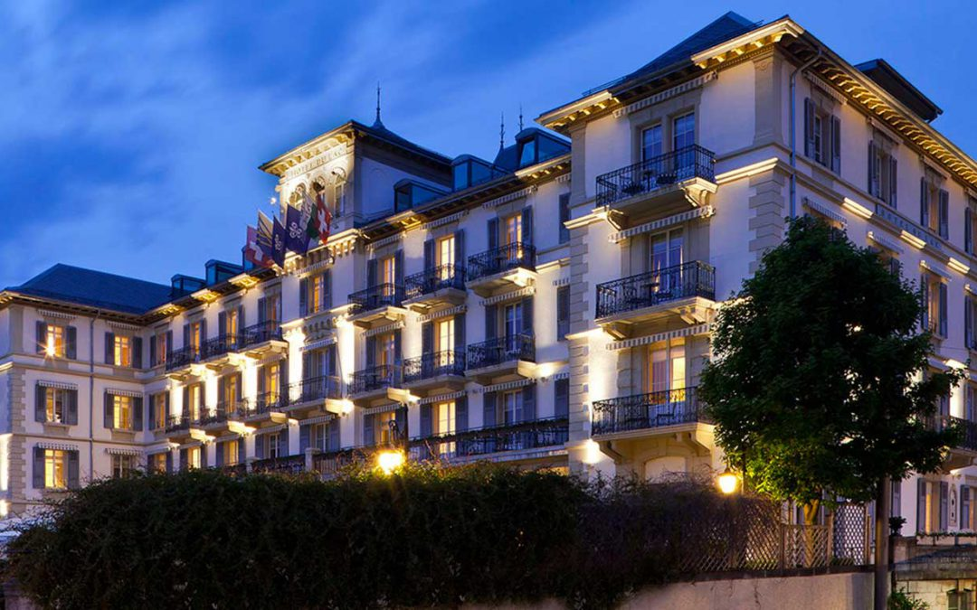Grand Hotel du Lac – Vevey