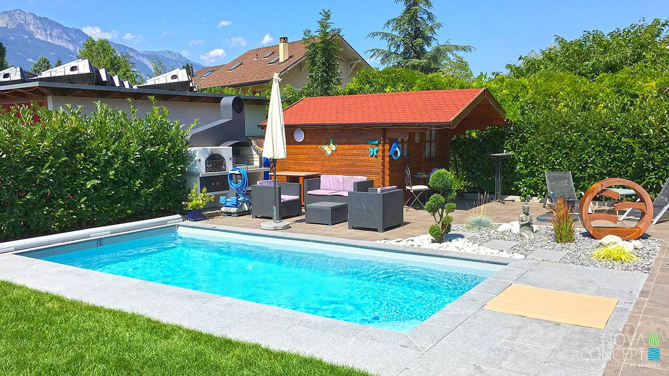 Nova concept piscines et jardins sa nova concept for Piscines concept